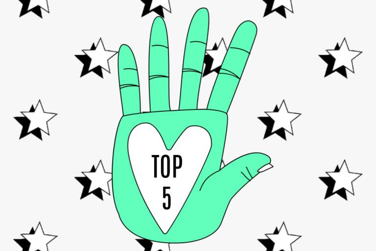 My Top Five Takeaways